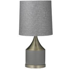 Grey Dane Ceramic Table Lamp