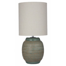 Hartley Ceramic Table Lamps (Set of 2)