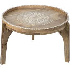 Natural Aitana Mango Wood Coffee Table