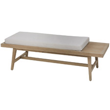St. Barts Bench Seat With Cushion