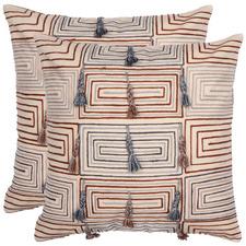 Storke Cotton Cushions (Set of 2)