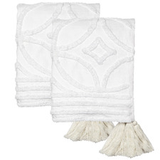 Indah Cotton Throws (Set of 2)