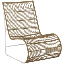 Cavi PE Rattan Armchair (Set of 2)
