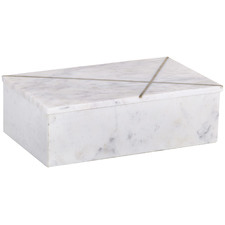 Dosir Marble Decorative Box