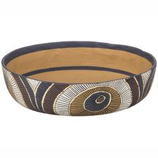 Palena Clay Decorative Bowl