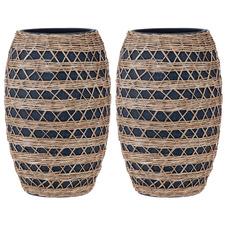 Tarah Ceramic Vases (Set of 2)