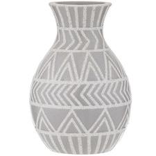 Grey Adani Ceramic Vase