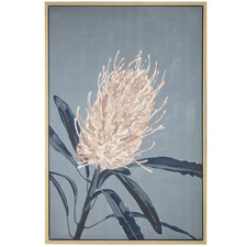 Flora Framed Canvas Wall Art