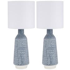 Boncho Ceramic Table Lamps