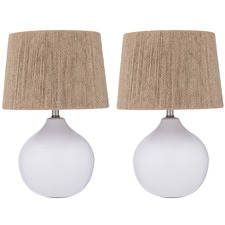 Maram Ceramic Table Lamps (Set of 2)