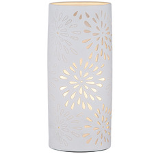 Cylinder Eve Porcelain Table Lamp