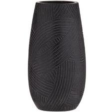 Black Viceroy Ceramic Vessel