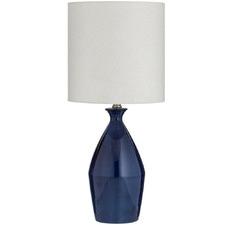 Blue Sera Ceramic Table Lamps (Set of 2)