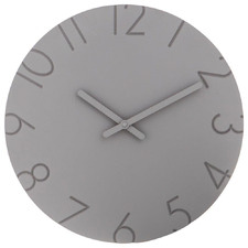 42cm Klaxon Wall Clocks (Set of 2)
