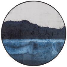 Taupo Framed Canvas Wall Art