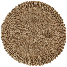 Natural Carrie Jute Placemat
