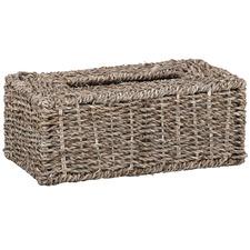 Gilli Rectangular Seagrass Tissue Box