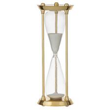 Clear Regency Hourglass