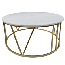 Shelby Marble Coffee Table