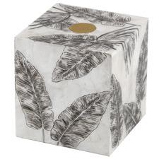 Edvin Shell Tissue Box