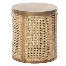 Santali Mango Wood Side Table