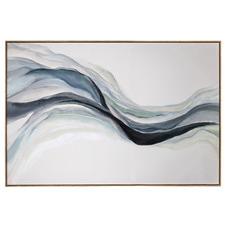 Del Mare Framed Canvas Wall Art