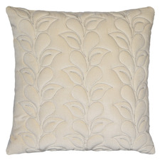 Shale Cotton Velvet Cushion
