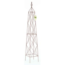 Eiffel Garden Plant Obelisk