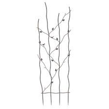 180cm Nature Metal Trellis
