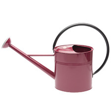 10L Burgundy Watering Can