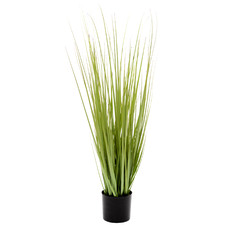 90cm Potted Faux Reed Grass