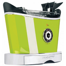 Volo Steel Toaster with Accessories