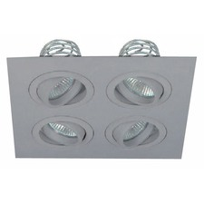 Four Light Premium Architectural Downlight