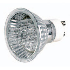 GU10 LED Reflector Lamp in White