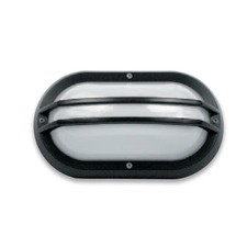 Energy Efficent 2 Bar Grill Fluorescent Bulkhead Light