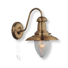 Fisherman Single Wall Light
