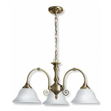 Heritage Three Light Pendant