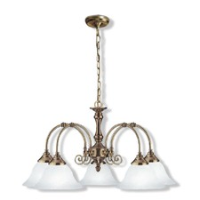 Heritage Five Light Pendant