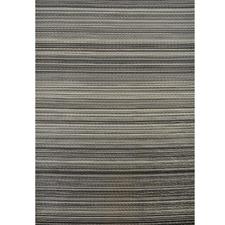Grey Chatai Rongoli Reversible Indoor Outdoor Rug