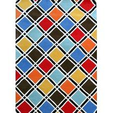 Dacotext Hand Woven Wool & Cotton Rug