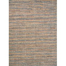 Rust Berlin Woven Wool-Blend Rug