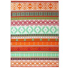 Multi-Colour Chatai Classic Outdoor Rug