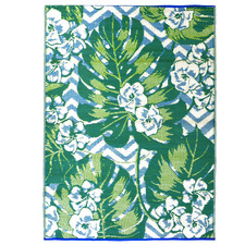 Green Chatai Classic Outdoor Rug