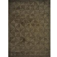 Grey Del Mundo Wool & Cotton Rug