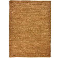 Golden Sand Kerala Hand Made Jute & Cotton Rug