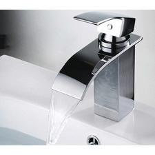 Alice Square Basin Mixer