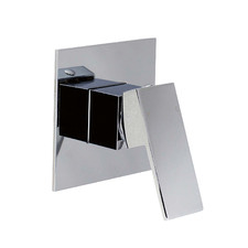 Chrome Ottimo Shower Wall Mixer
