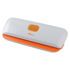 White & Orange Miamirra Food Vacuum Sealer Machine
