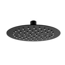20cm Round Superslim Stainless Steel Rainfall Shower Head