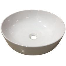 Leon Round Ceramic Basin